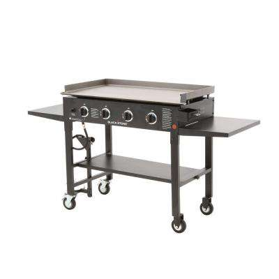 36 in. Propane Gas Griddle Cooking Station