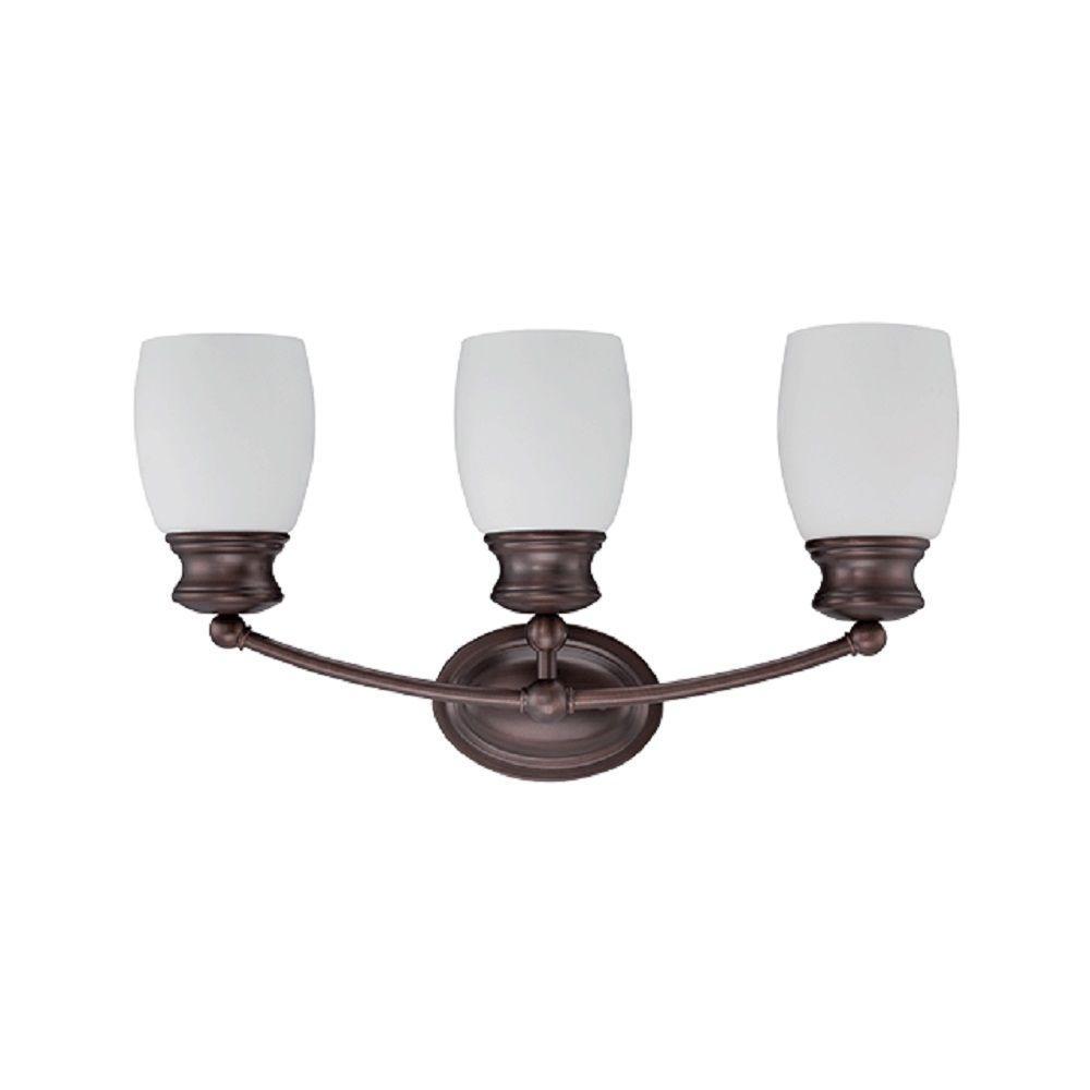 Luminance Myer 3-Light Molten Bronze Vanity Light-F2823-63 - The ...