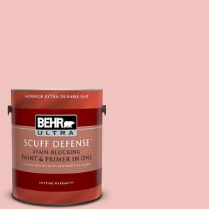 Ppg Timeless 1 Gal Ppg1187 3 Silver Strawberry Eggshell Interior One Coat Paint With Primer Ppg1187 3t 01e The Home Depot