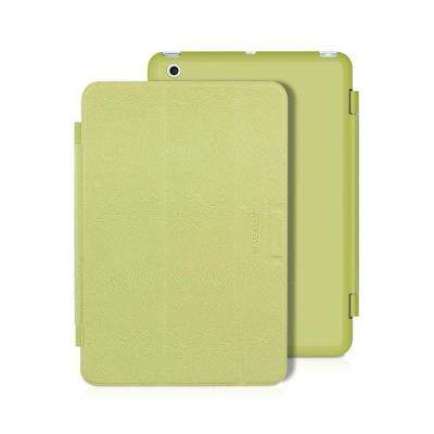 Reversible Color Cover and Hard-Shell with Stand iPad Mini 3, 2 and 1 Generation - Green