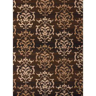 Countess Brown 8 ft. x 11 ft. Indoor Area Rug