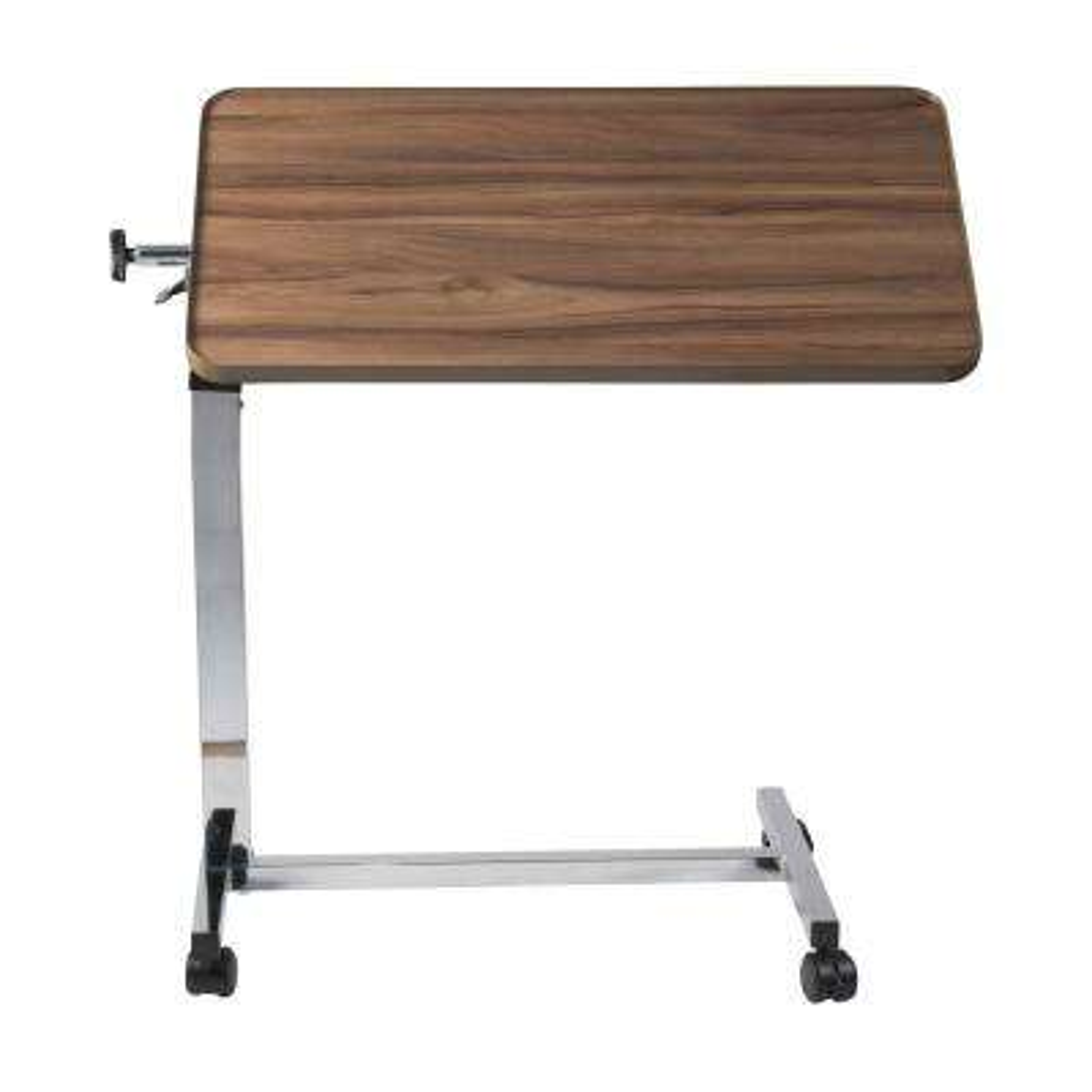 Deluxe Heavy-Duty Over Bed Tilt-Top Tables