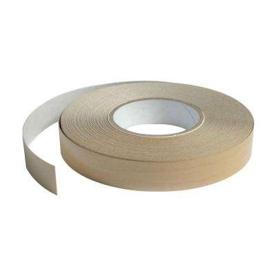 1 in. Wide x 100 ft. Long Roll Deco-Tape Faux Wood-Sandal Self-Adhesive Decorative Grid Tape