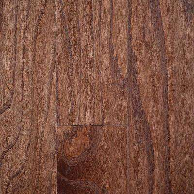 Devonshire Oak Provincial 3/8 in. T x 3 in. W x Random Lengths Engineered Hardwood Flooring (25.5 sq. ft. / case)
