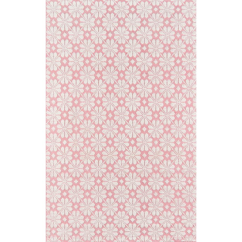 Momeni Lisbon Seville Pink 5 ft. x 8 ft