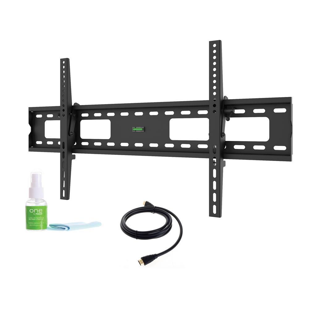 ProMounts Extra Large Tilt TV Wall Mount for 50 to 80 inch
