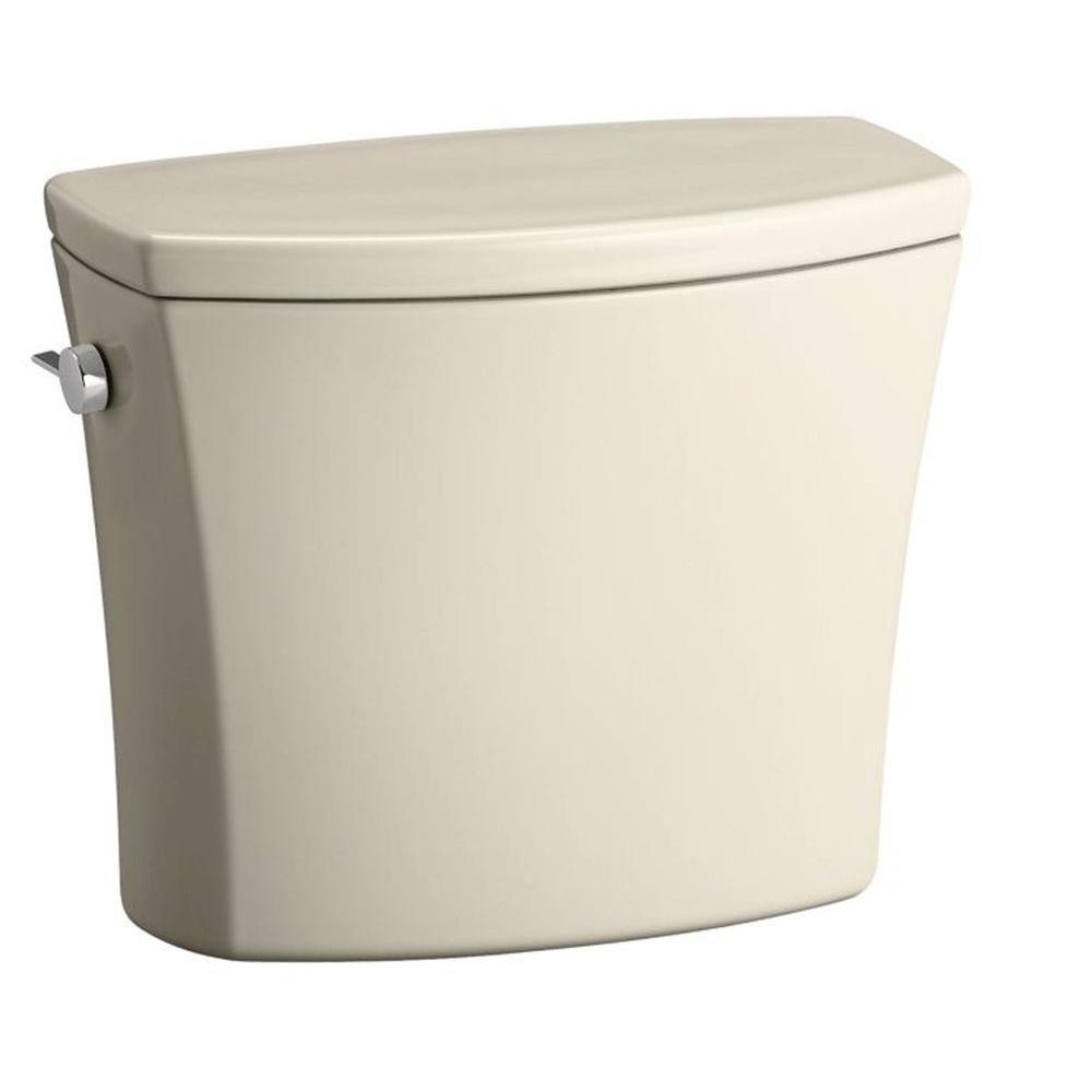 Kelston 1.28 GPF Single Flush Toilet Tank Only with AquaPiston Flushing