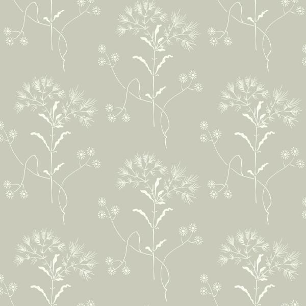 Magnolia Home By Joanna Gaines 56 Sq Ft Wildflower Wallpaper