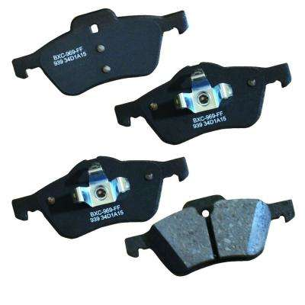 Front STOP Ceramic Disc Brake Pad fits 2002-2008 Mini Cooper