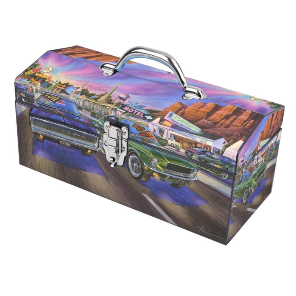 16 in. Chasing History Art Tool Box
