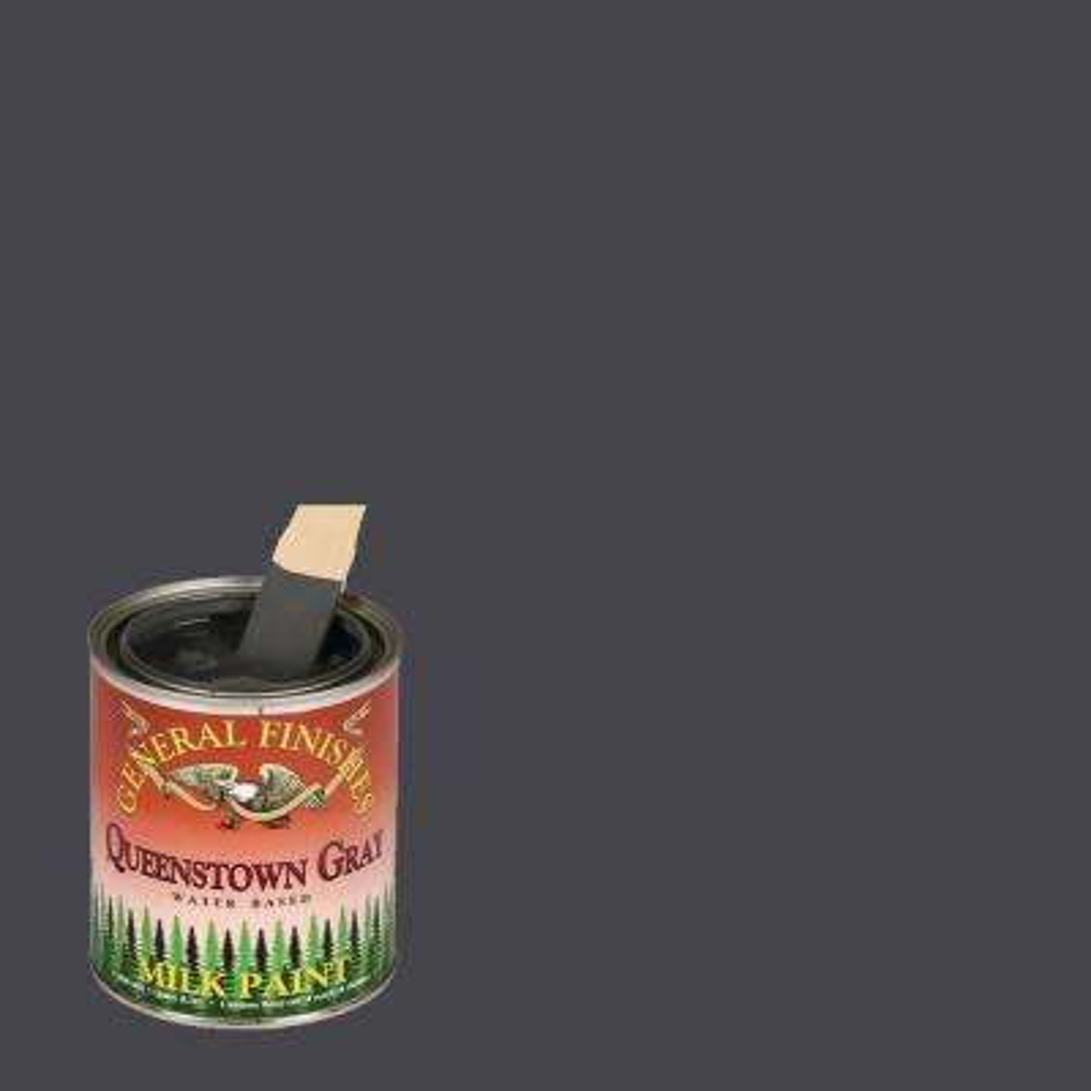 1-ga. Queenstown Gray Interior/Exterior Milk Paint