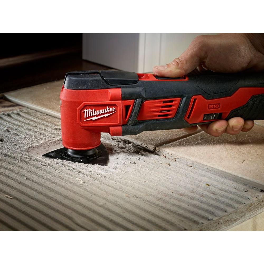 Milwaukee m18 bmt//0 Cordless Multi Tool without Battery Multi Function Tool
