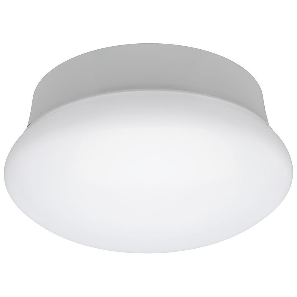 commercial electric 7 in. color changing white integrated led