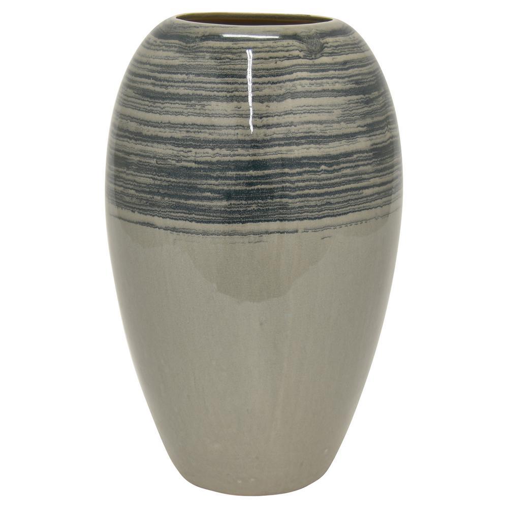 11.5 in. Ceramic Vase