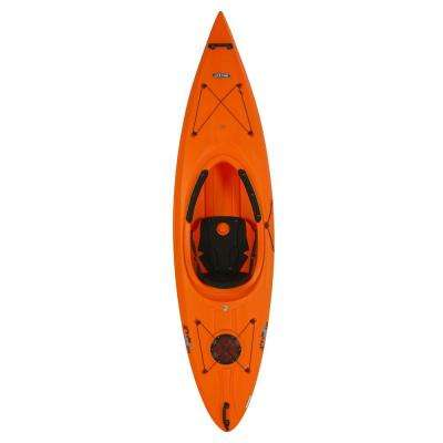 Lifetime Arrow 123 in. Kayak in Orange