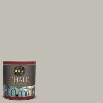 1-qt. #BCP40 Silver Celadon Interior Chalk Finish Paint