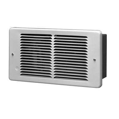 1500-Watt 120-Volt Pic-A-Watt Electric Wall Heater in White