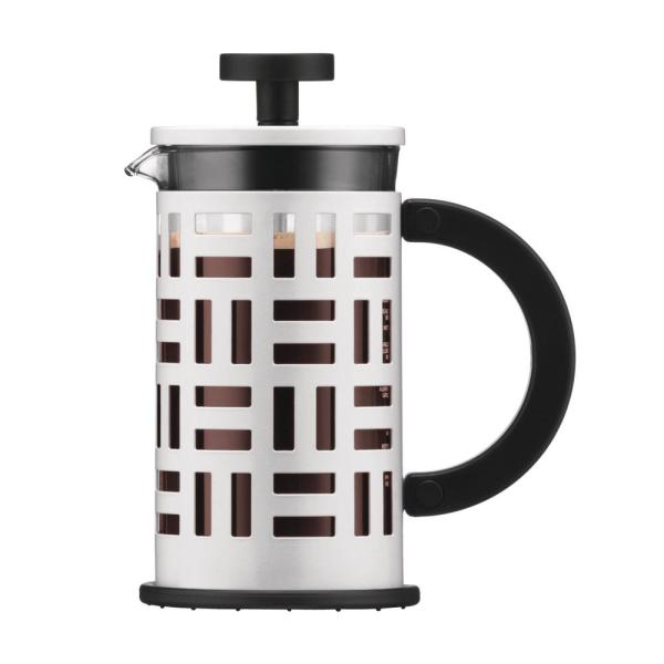 Bodum Eileen 3-Cup White French Press Coffee Maker 11198-913