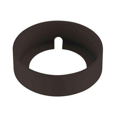 Alpha Collection Oil Rubbed Bronze Surface Mount Collar