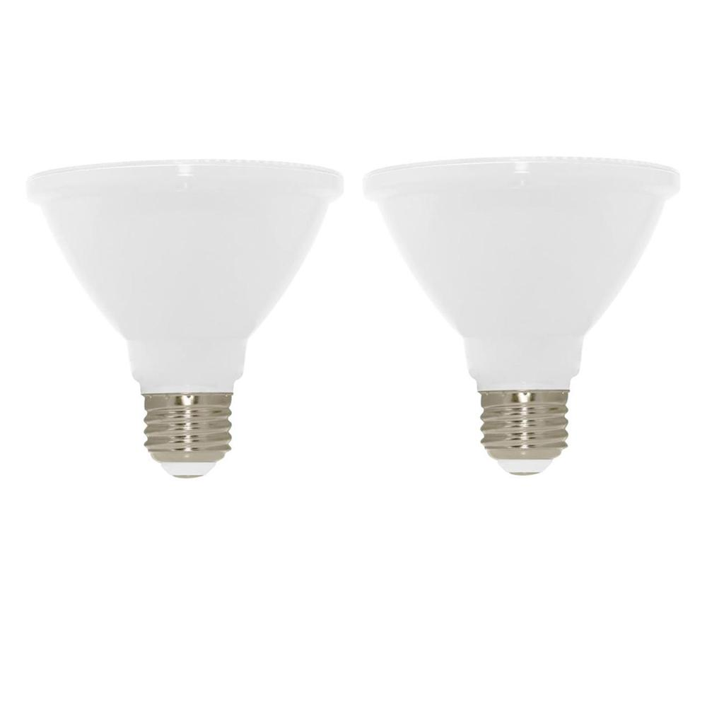 75W Equivalent Soft White PAR30 Short Neck Dimmable LED CEC-Certified Light