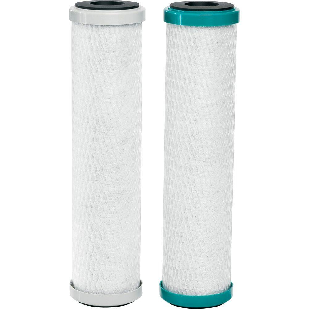 Ge Dual Stage Drinking Water Replacement Filter