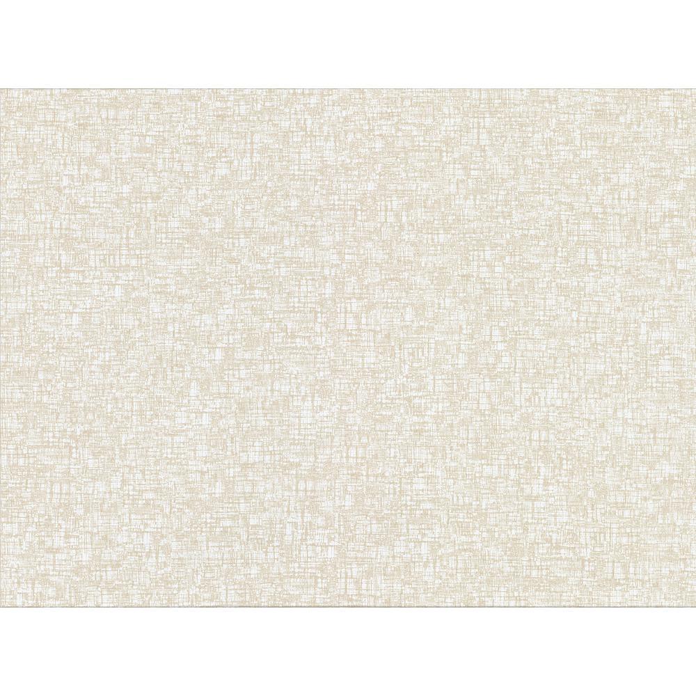 8 in. x 10 in. Prague Off-White Texture Wallpaper Sample 2830-2777SAM
