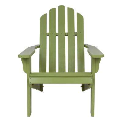 Marina Leap Frog Cedar Wood Adirondack Chair