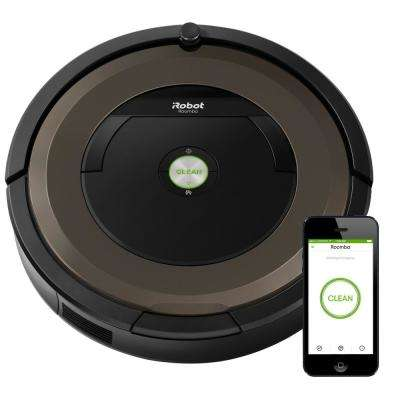 Roomba 890 Wi-Fi Connected Robotic Vacuum Cleaner