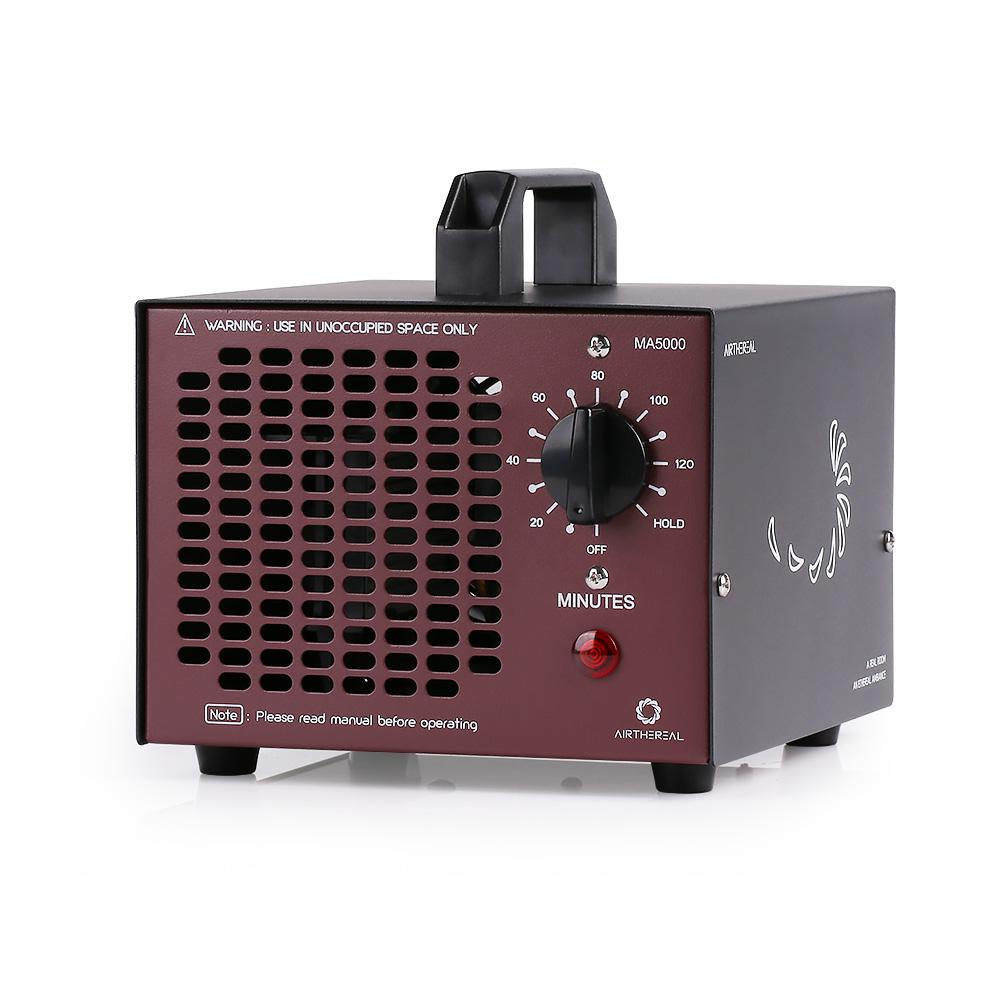 Airthereal Commercial Ozone Generator 5000 mg/h Air Purifier