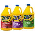 Zep 128 Oz High Traffic Floor Polish With Stain Resistant