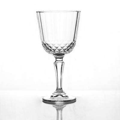 Diony 7.75 fl. oz. White Wine Glass Set (4-Pack)