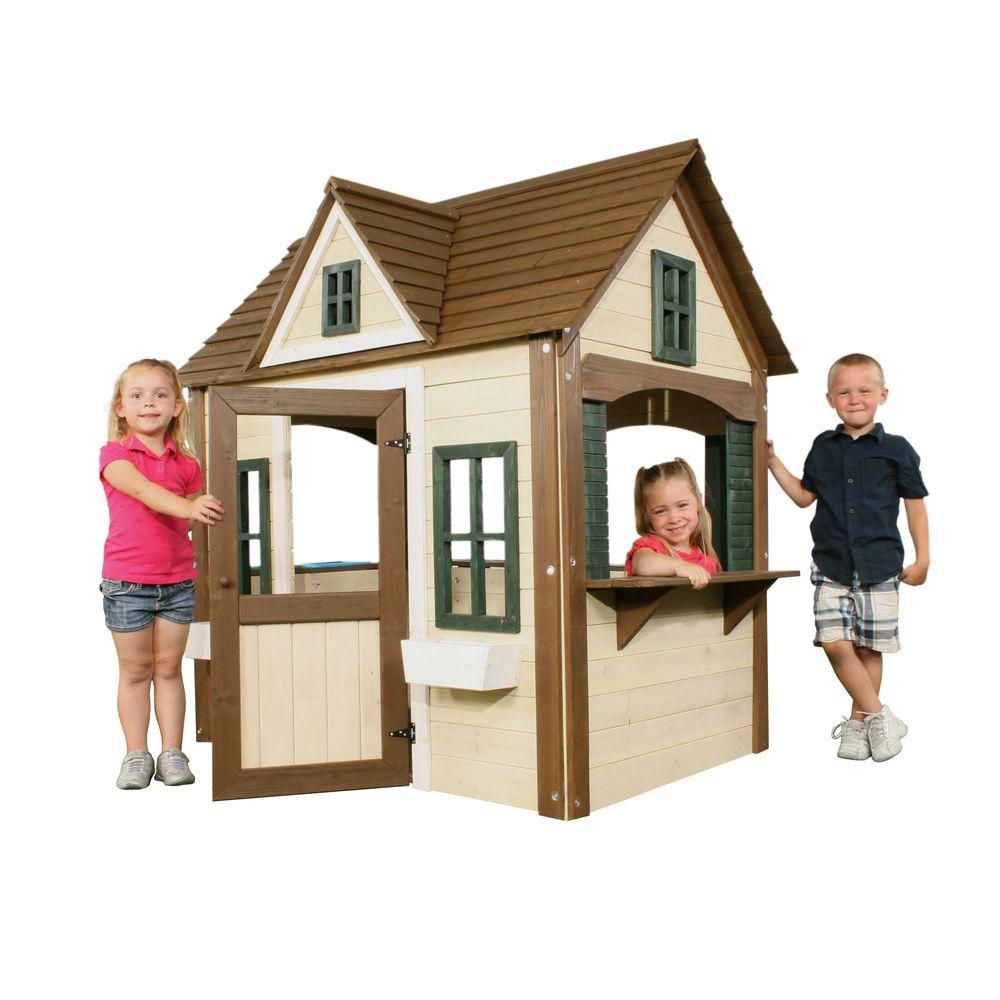 Swing-N-Slide Playsets Classic Playhouse