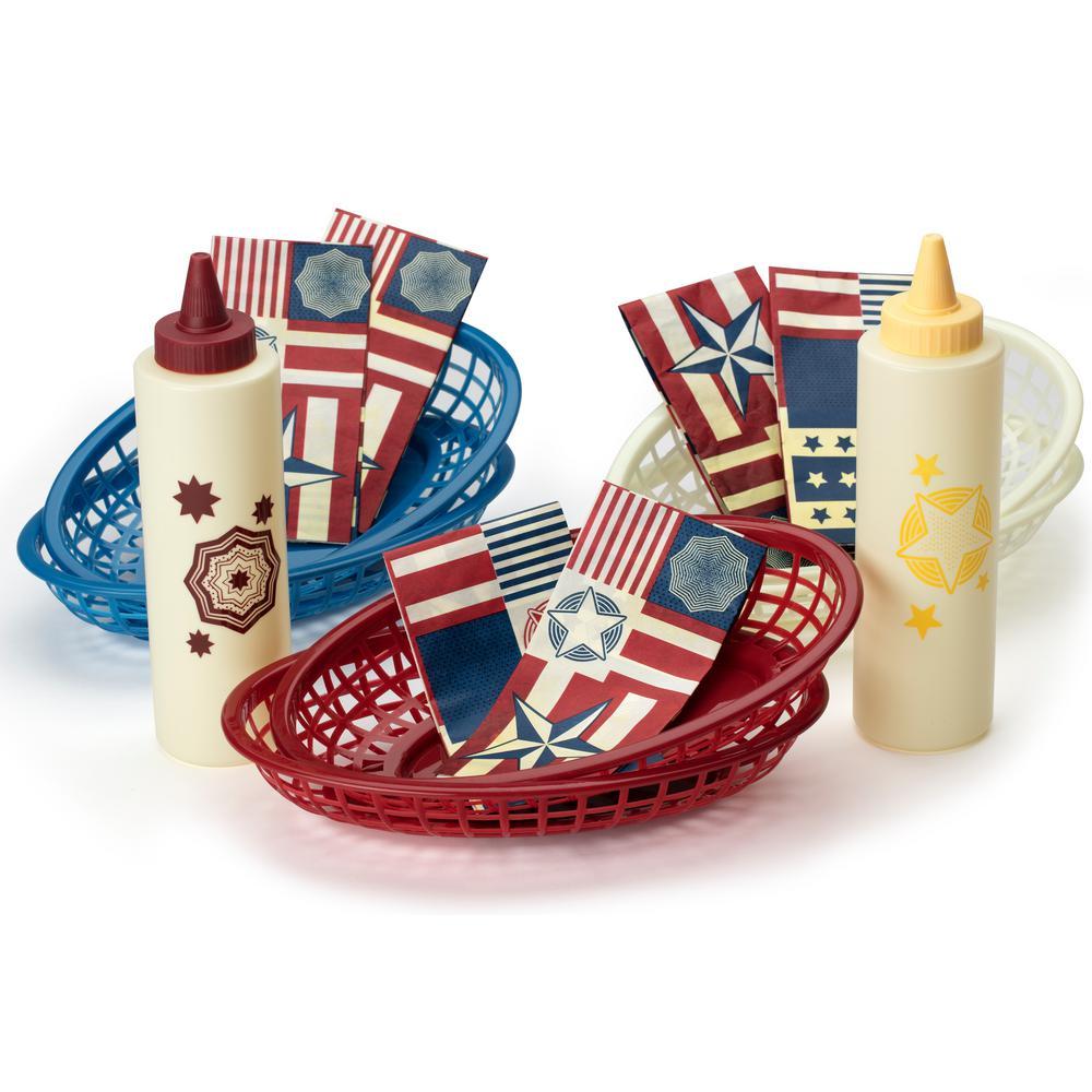 BBQ Basket Set