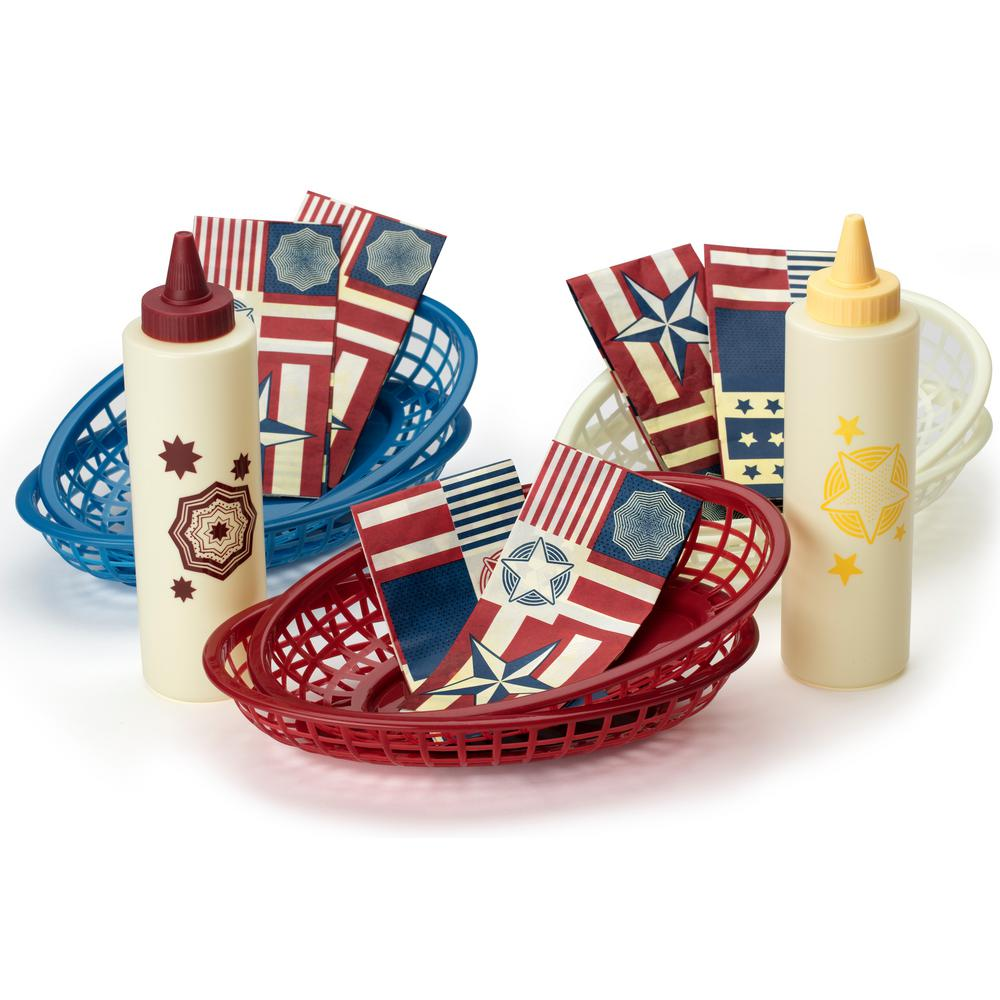 BBQ Basket Set
