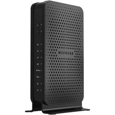 N600 Dual-Band WiFi DOCSIS 3.0 Cable Modem and Router - 340 Mbps