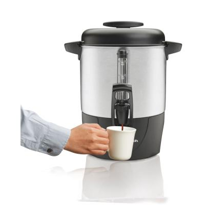 40-Cup Stainless Steel Coffee Urn