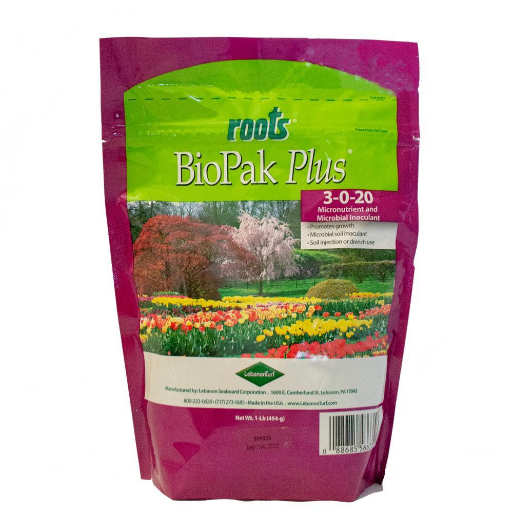 1 lb. BioPak Plus