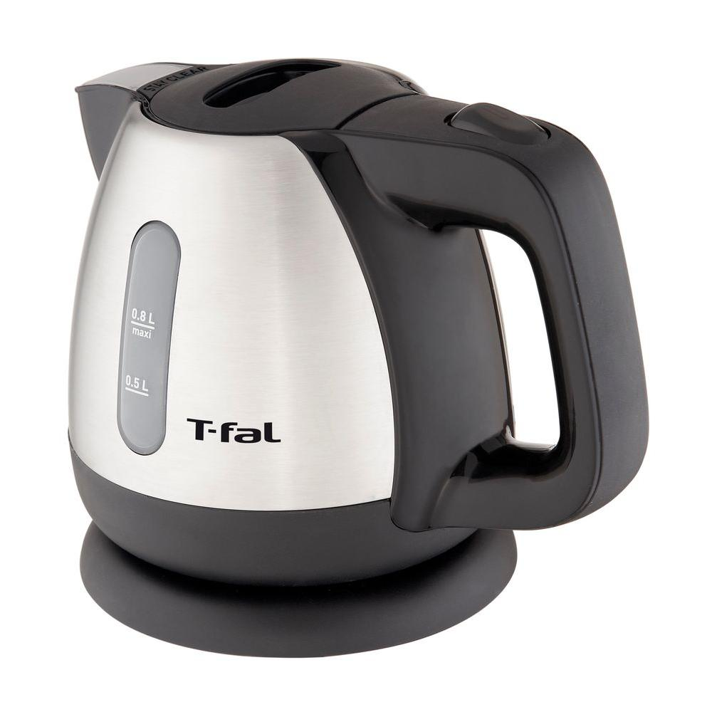 T-Fal Personal Mini Kettle .8L Stainless Steel-DISCONTINUED