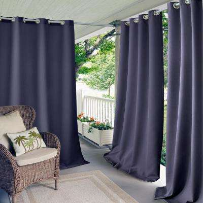 Connor Solid Indoor/Outdoor Window Curtain