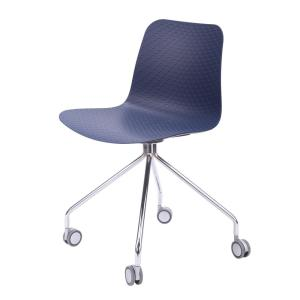 Cozyblock Hebe Series Navy Office Chair Designer Task Chair