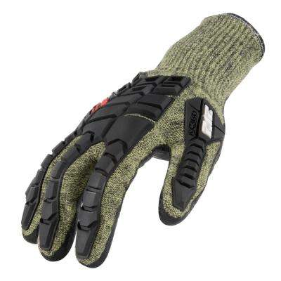 AX360 Seamless Electrical Arc Flash 4 Resistant Gloves, XX-Large