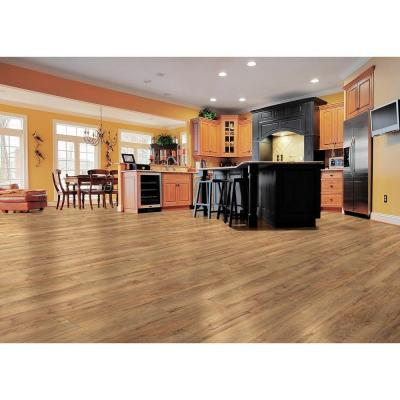 Lakeshore Pecan 7 mm Thick x 7-2/3 in. Wide x 50-5/8 in. Length Laminate Flooring (24.17 sq. ft. / case)
