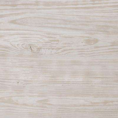 Take Home Sample - Whitewashed Oak Luxury Vinyl Flooring - 4 in. x 4 in.