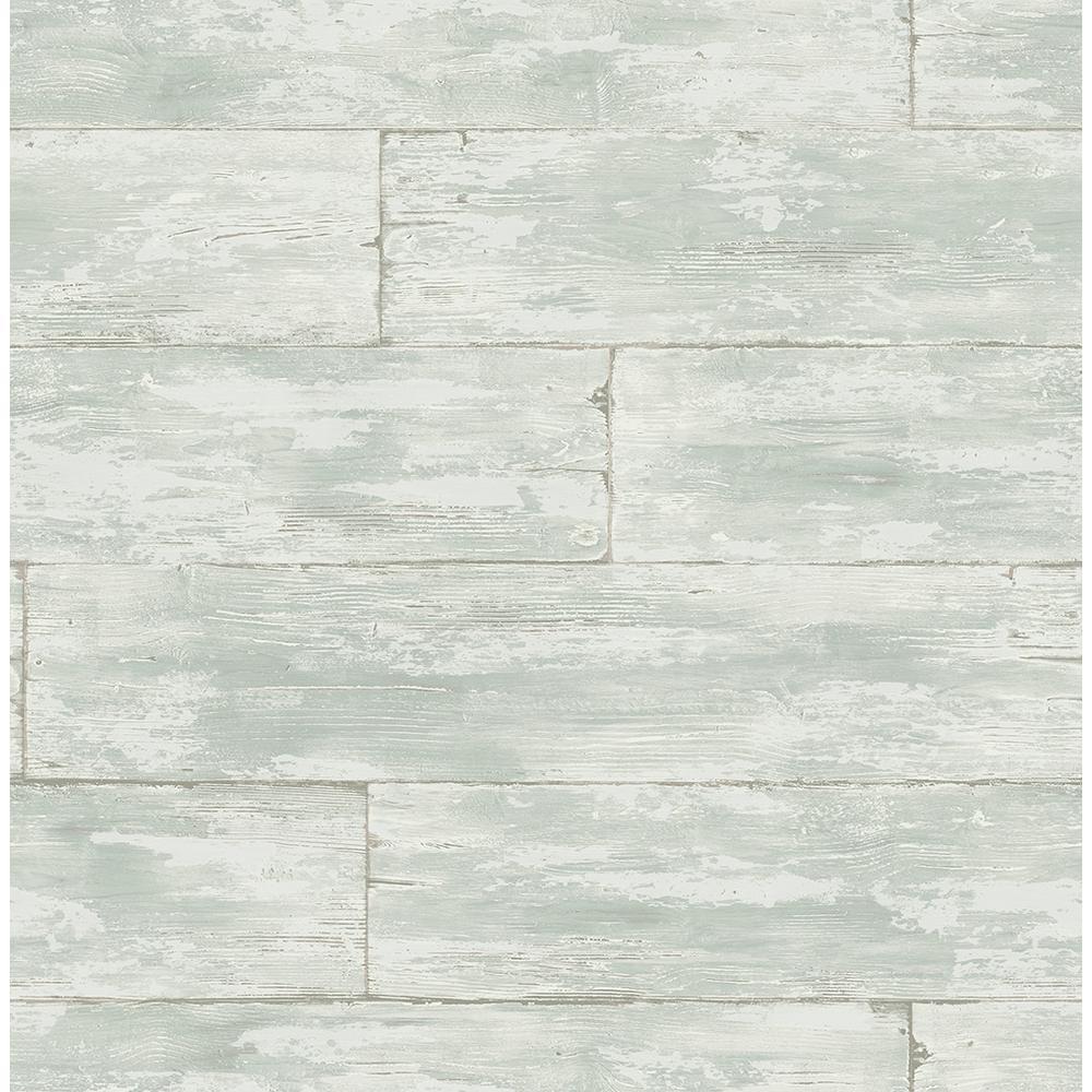Kenneth James Shipwreck Light Grey Wood Wallpaper Sample Ps41004sam