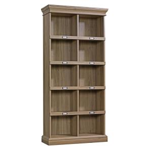 Barrister Lane Salt Oak Open Bookcase