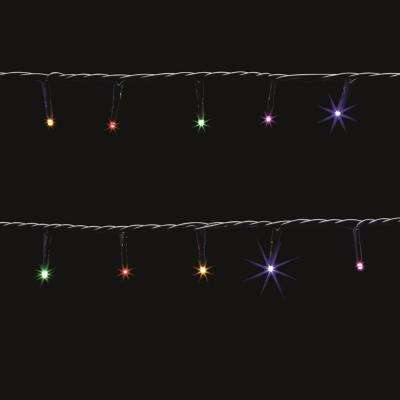 100-Light 3 mm Micro Multi-Color Ultra Bright LED String Light Set