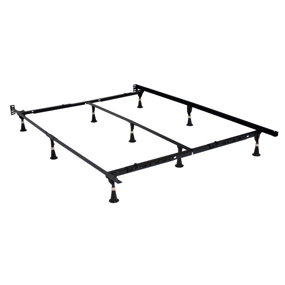 Beautyrest Adjustable Metal Bed Frame BEA-7079BSG