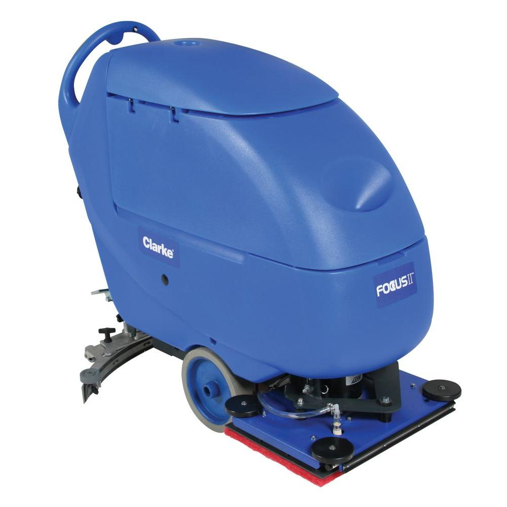 Clarke Focus II L20 BOOST Commercial Walk Behind Automatic Scrubber