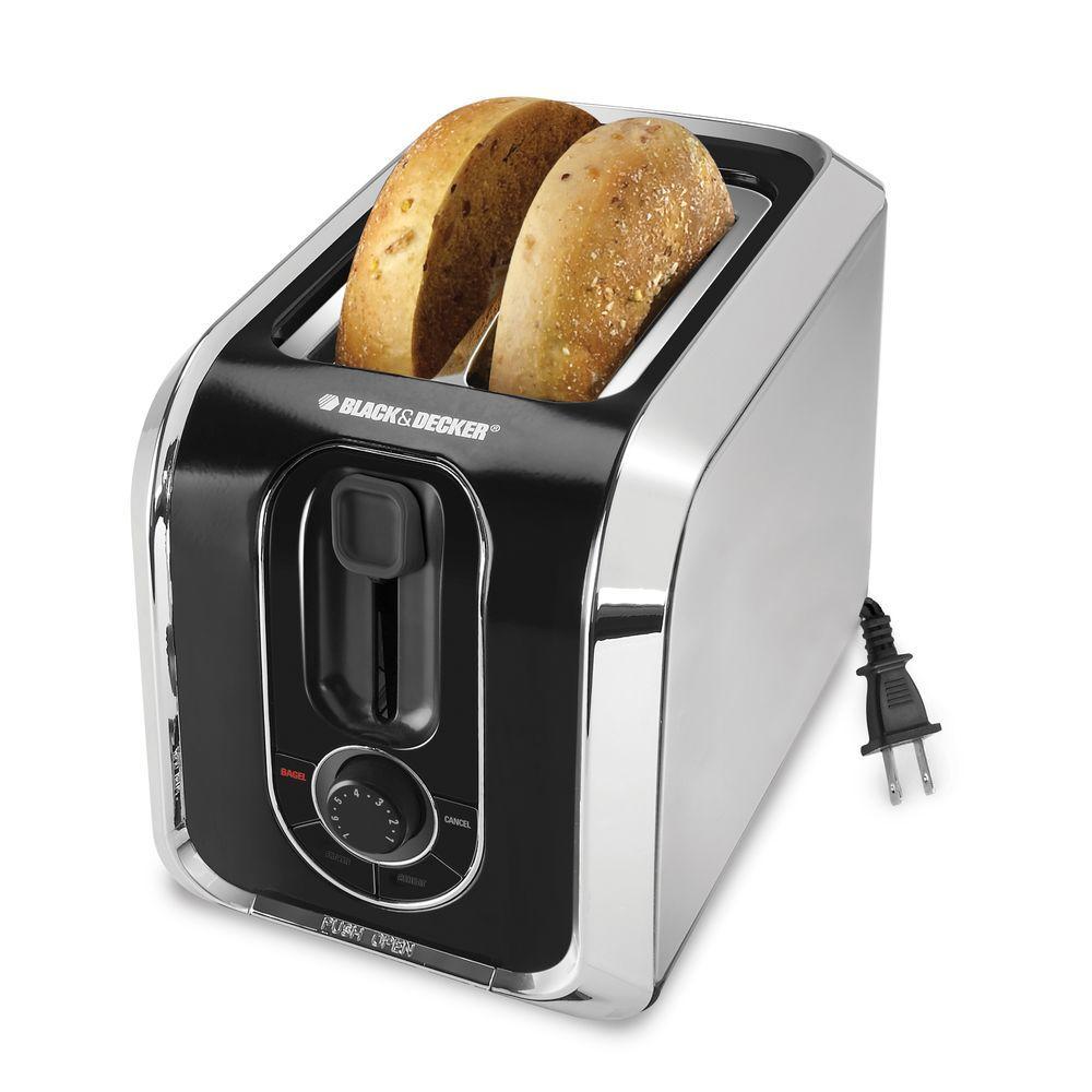 BLACK+DECKER 2-Slice Toaster-DISCONTINUED