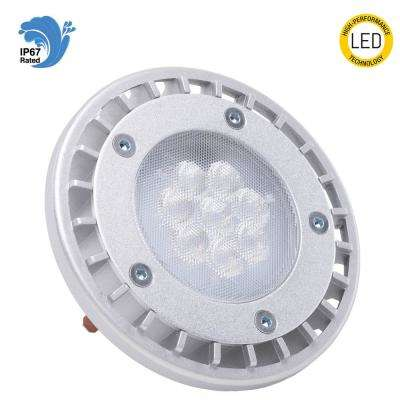 50-Watt Equivalent PAR36 Dimmable LED Wide Flood 2700K Warm White IP67 Landscape Light Bulb 81076